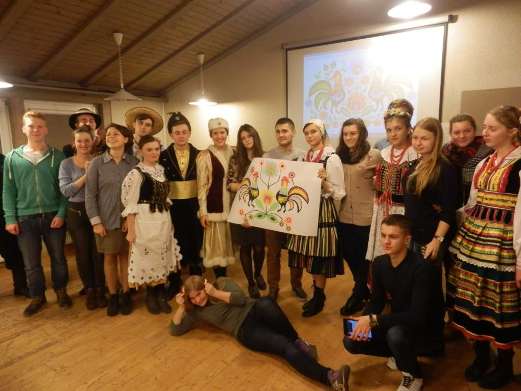 Nasza grupa - wieczór polski